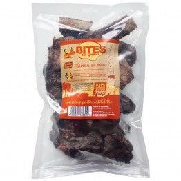 Recompense BITES - Pet Goodies - Plaman de porc, 100gr